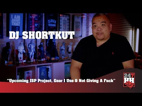 DJ Shortkut - X Men vs Invisibl Skratch Piklz Battle & Hanging With Roc Raida (247HH Exclusive)