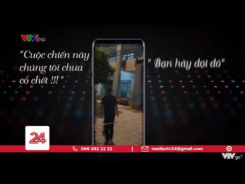 Những việc tử tế qua màn hình chiếc điện thoại di động   VTV24