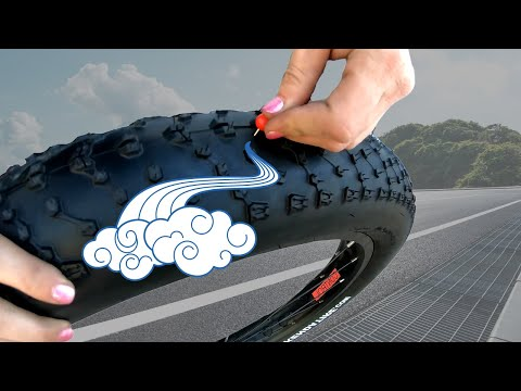Put a STOP to flat tires - 5 things to know for your ebike