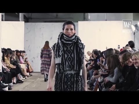 Dawei fall-winter 20-21 Paris fashion week