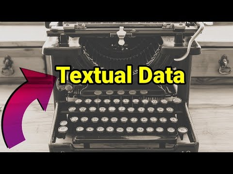 Textual data explained | An introduction to characters, strings, encodings for programming beginners