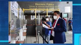 Procurador de los Derechos Humanos presentó una denuncia penal en contra del Congreso