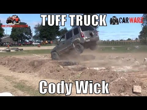 Cody Wick Jeep First Round Stock Class Minto Tuff Truck Challenge 2018