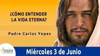 Evangelio De Hoy Miércoles 03 Junio 2020 San Marcos 12, 18-27 l Padre Carlos Yepes