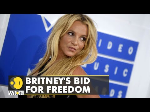 Britney Spears' father Jamie Spears suspended as a conservator   WION News   Latest English News