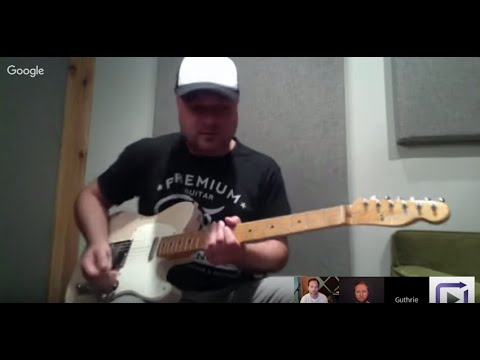 ArtistWorks Live: Talking Country Guitar with Guthrie Trapp & Todd Lombardo
