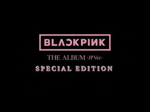 BLACKPINK---「THE-ALBUM--JP-Ver