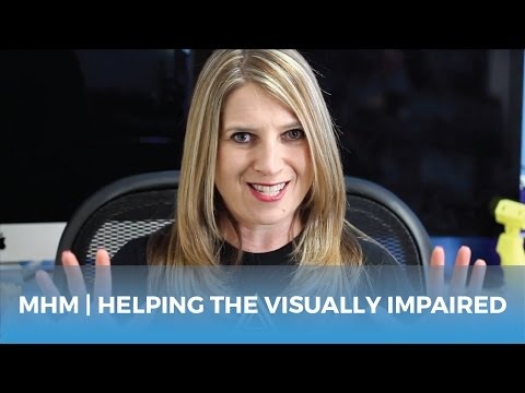 MatterHackers Minute // 3D Printing Contest to Help the Visually Impaired