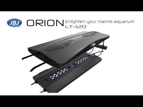 New JBJ Orion LT-120 LED Light