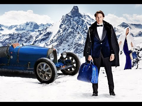 "Bugatti Lifestyle -- Introducing the ""EB - ETTORE BUGATTI COLLECTION"" -- Fall Winter 2014-2015"