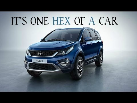 Tata Hexa: The Tech Inside | Digit.in