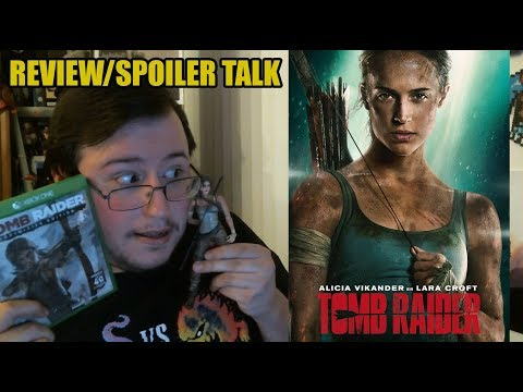 connectYoutube - Is Tomb Raider The First Great Video Game Movie? (Review/Spoiler Talk)