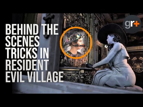 How They Made Resident Evil Village