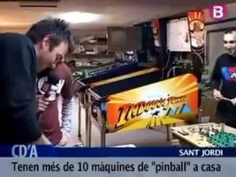 Cronica d´avui pinballs