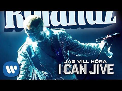 Rolandz - Jag vill höra I Can Jive (Official Audio)