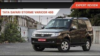 Tata Safari Storme Varicor 400 | Expert Review | CarDekho.com