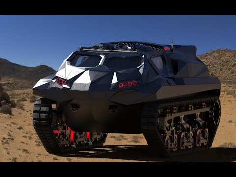 Highland Systems unveils potentially revolutionary multi-role vehicle at IDEX 2021