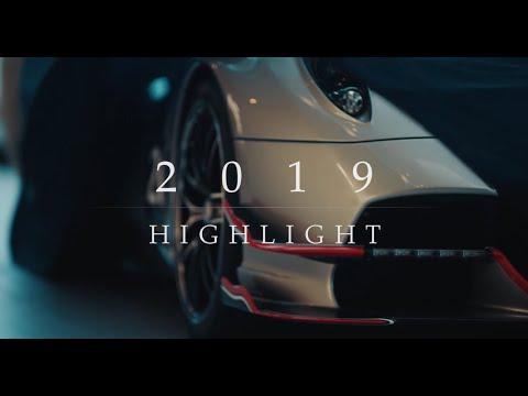 2019 Pagani Highlights