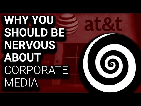 Dystopian RED ALERT: Judge Approves AT&T Time Warner Purchase