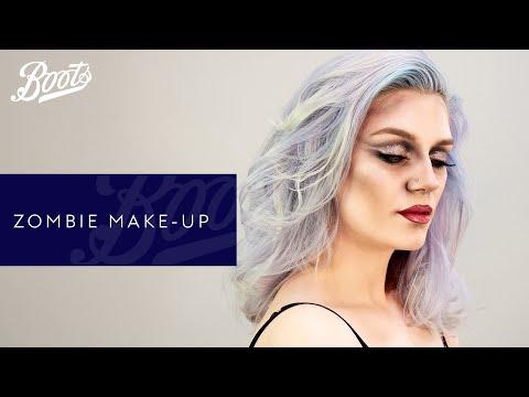 boots.com & Boots Voucher Code video: Easy Halloween Zombie Make-up Tutorial