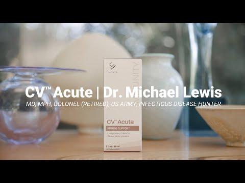 CV Acute | Dr. Michael Lewis