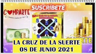 La Cruz de la Suerte Para Hoy 08 de Junio 2021