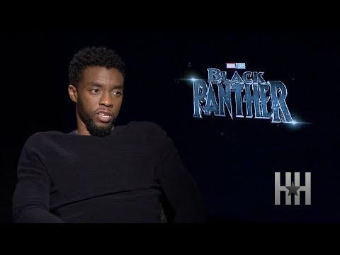Chadwick Boseman Says 'Black Panther' Celebrates The Beauty Of Black Women