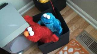 Elmo And Cookie Monster Have Some Adult Fun Youtube