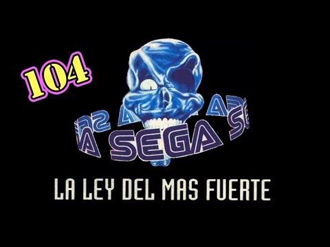 UNBOLSING 104 SEGA LA LEY DEL MAS FUERTE