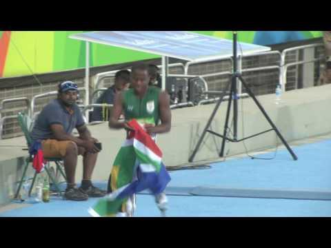 Team SA Paralympics 2016| Sasol Highlights Package | Ntando Mahlangu