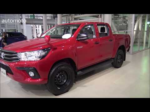 The new TOYOTA HILUX 2020