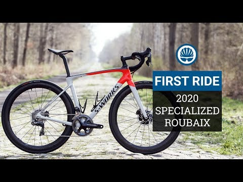 2020 Specialized Roubaix | Cobble Comfort Goes Aero, Equals Tarmac
