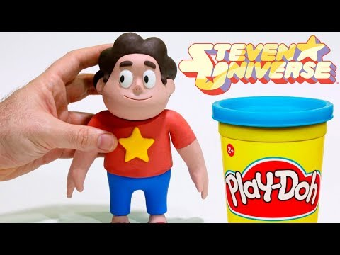 connectYoutube - Steven Universe Play Doh Cartoons & Stop Motion for kids