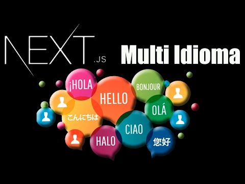 🔴🟡🔵 Next.js Internacionalización (i18n)