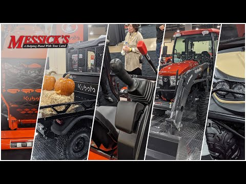 Kubota 2022 New Products | 50th Anniversary Special Edition & More Picture
