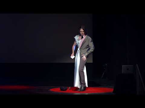 The theater of gender play | Jo Michael Rezes | TEDxTufts photo