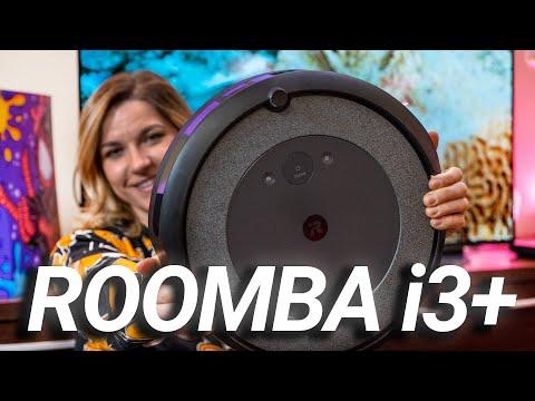 iRobot Roomba i3+: in lotta contro la po …