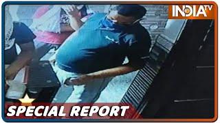 Faridabad के एक होटल में देखा गया गैंगस्टर Vikas Dubey, देखिए यह Ground Report - INDIATV