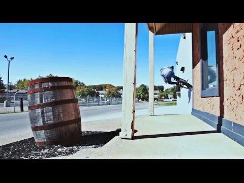 Dan's Comp BMX How-To Series: Wallride