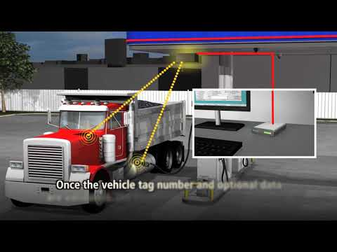 Automatic Vehicle Identification Provides Fleets the Highest Level of Fuel Security