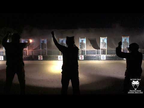 Training at Gunsite 250 (Part 5): Shooting at Night
