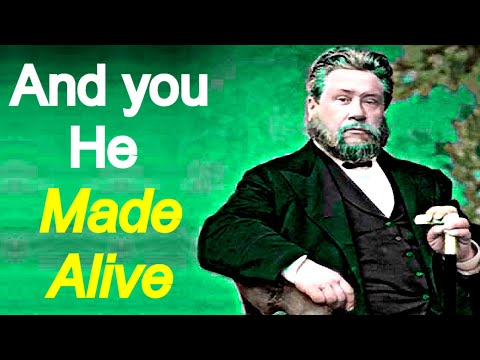Spiritual Resurrection - Charles Spurgeon Sermon