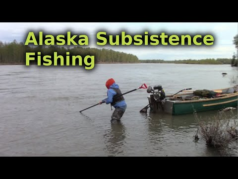 Alaska Hooligan (Eulachon) Fishing Trip