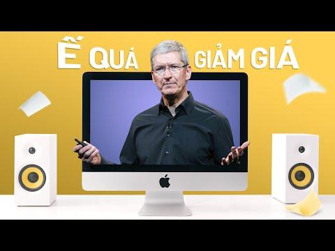 Ế quá! Apple sale iMac bằng giá laptop sinh viên