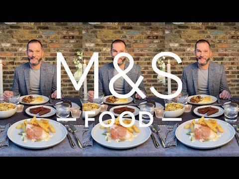 marksandspencer.com & Marks and Spencer Promo Code video: Fred Sirieix talks Dine In top menu picks | M&S FOOD