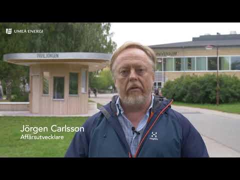 Umeå Energi | RUGGEDISED | Jörgen Carlsson