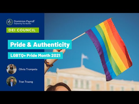 A Conversation on Pride and Being Your Authentic Self with Tran Truong and Olivia Trompeta
