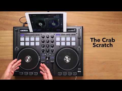 Learn How to Scratch: The Crab Scratch (Tutorial 11)