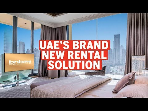 UAE's brand new rental solution - BNBME