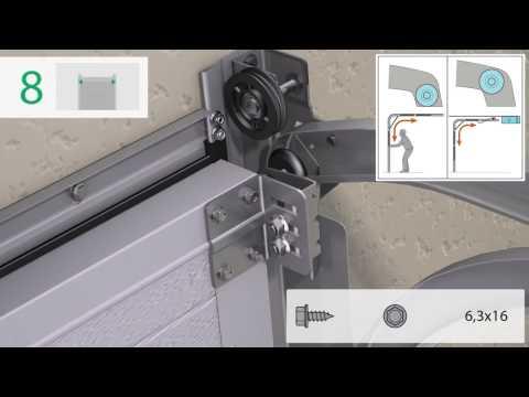 Related video dzzex5obnkc for Porte de garage turia